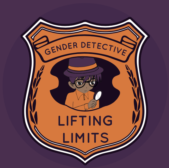 Gender Detective image linking to activity 1, book detective, villains. © Lifting Limits 2020