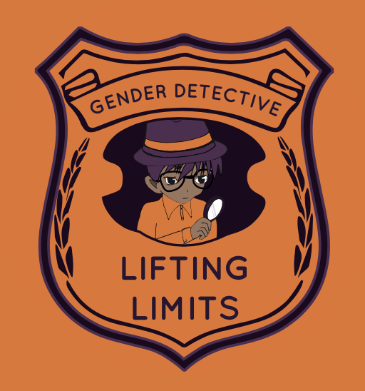 Gender Detective image linking to activity 2, book detective, lead characters. © Lifting Limits 2020